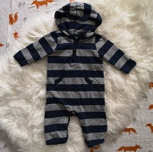 🐣5/$15 Striped Onesie